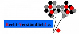 Logo Recht-Verständlich! e.V.